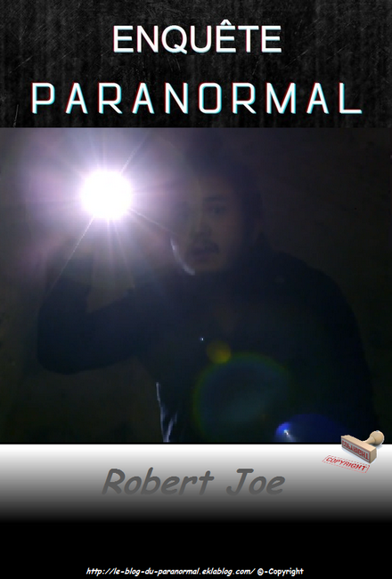 paranormal enquete