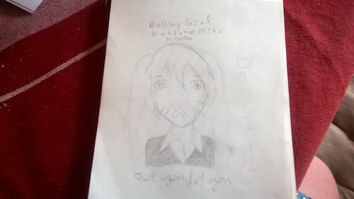 Miku Rolling Girl ~