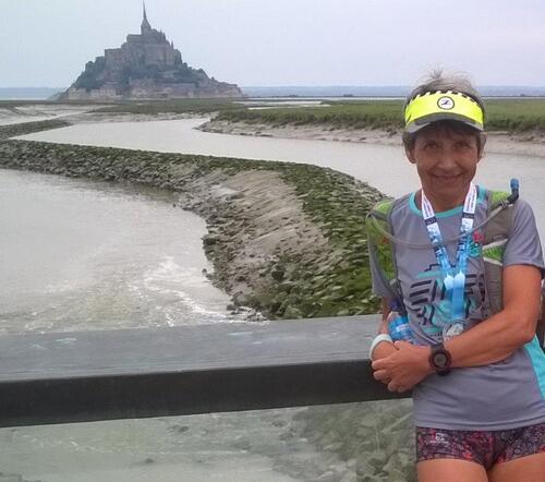 dimanche 28 mai: marathon du Mont St Michel