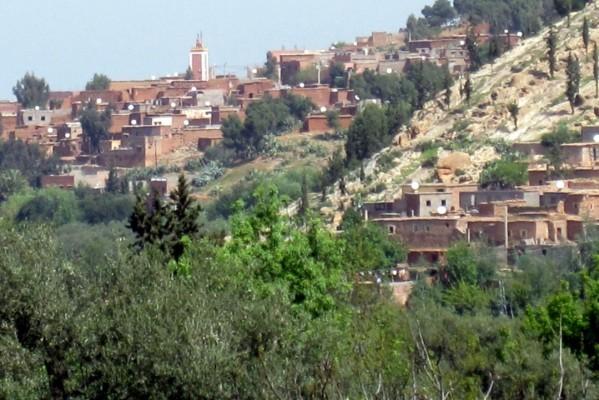 J01 - Village Berbère
