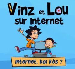 Des vidéos pour présenter internet et parler de ses dangers
