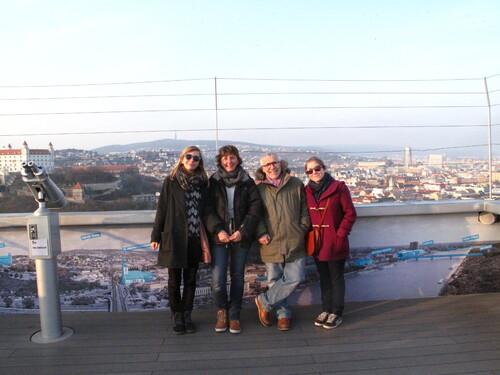 un stop à Bratislava