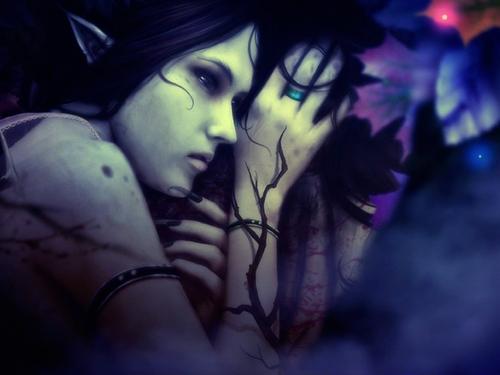 Le Cauchemar des Ombres
