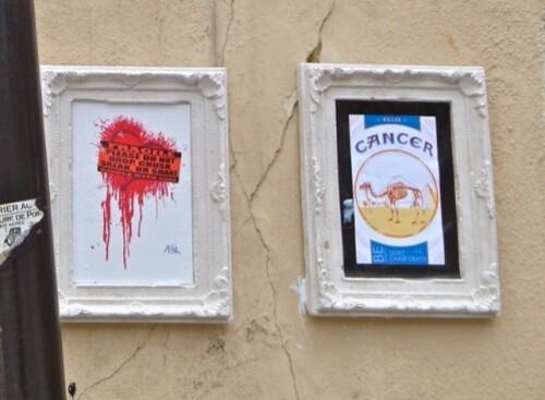 Kaï Aspire coeur Camel street-art