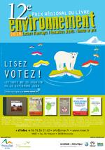 12ème prix régional du livre Environnement