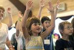 Aider les Enfants à Participer au Culte