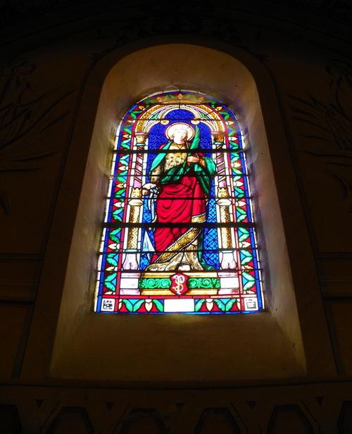 L'église Saint-Pierre de Rossillon