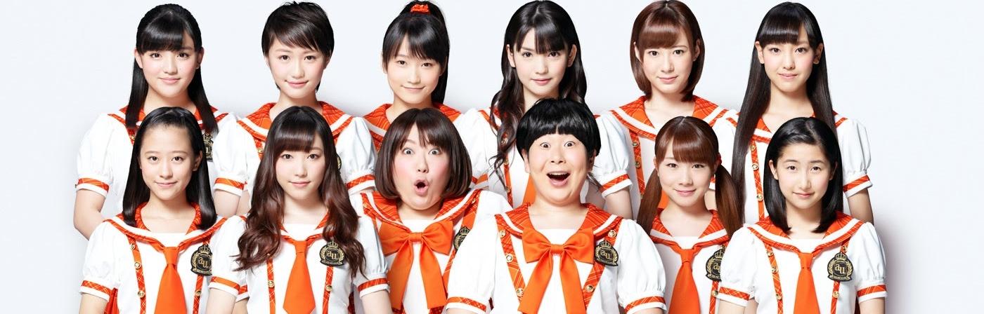 """Morning Musume'14 dévoile un nouveau """"AU CM"""""""