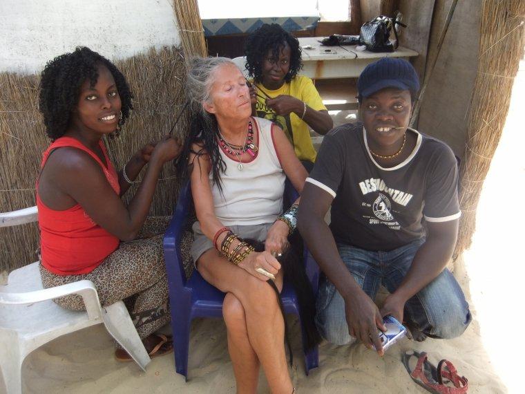 moi en afrique en 2012