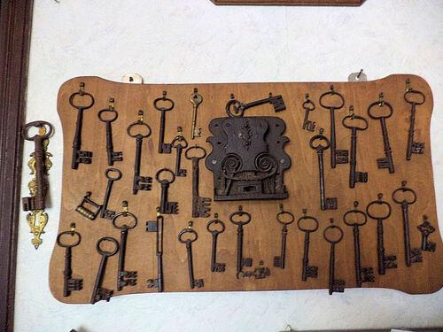 Des clefs pour mille défis