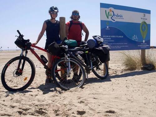 Découvrir le monde à vélo