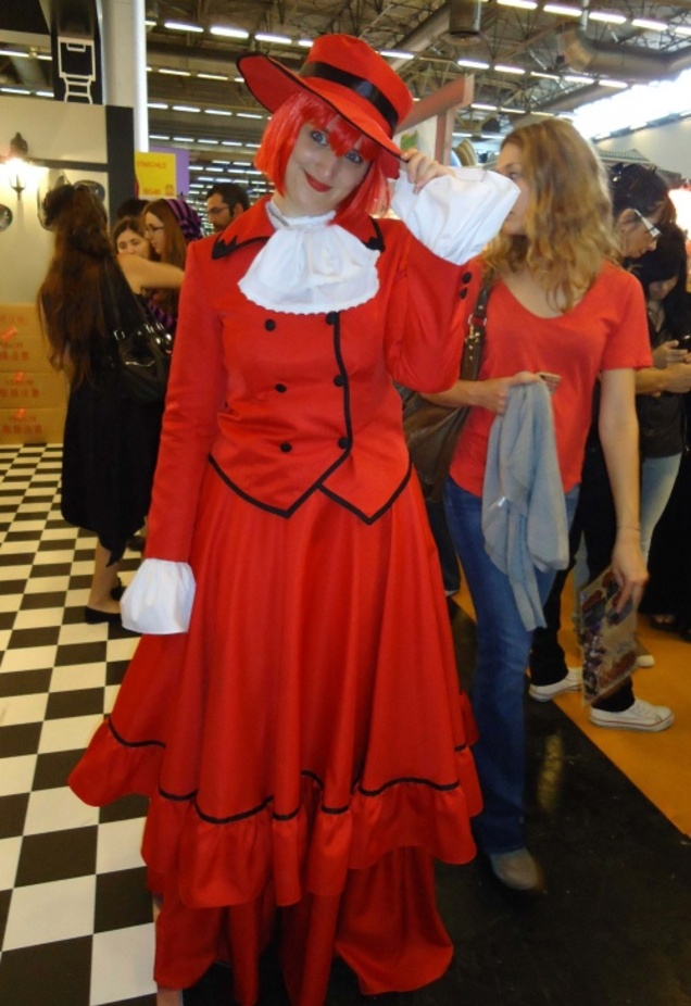 JAPAN EXPO, les cosplays