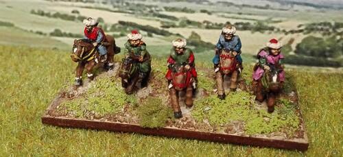 Ottomans :cavalerie suite