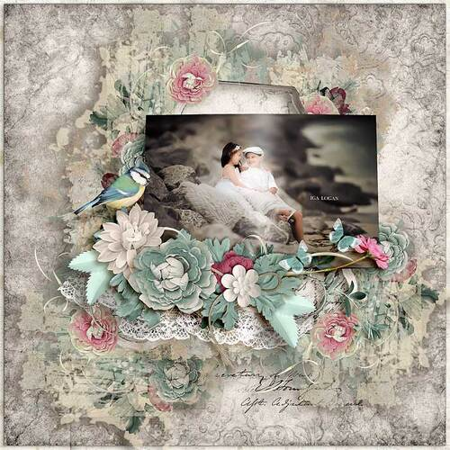 Chut by dentelle scrap