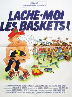 lache moi les baskets affiche 1977