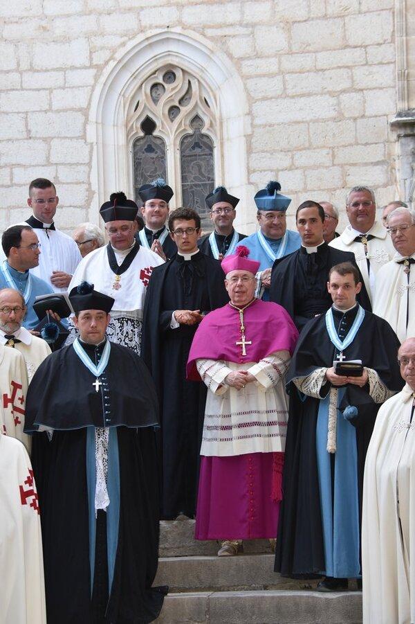 Messe de la Saint Louis à Rocamadour