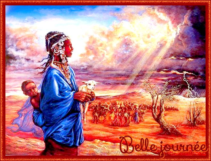**Belle Afrique**