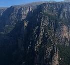 Vertige en montagne