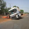 Burkina Nouvel accident