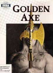 <IMG: Golden Axe dos cover>