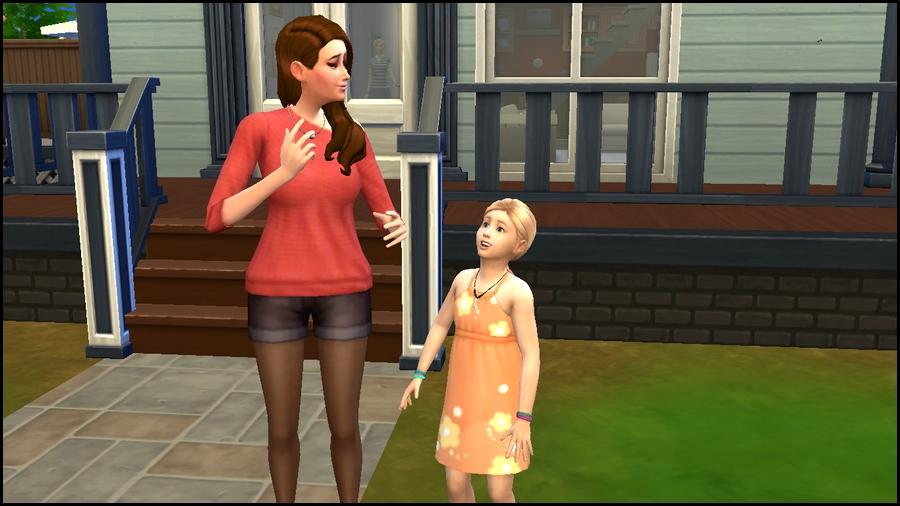 Chapitre 36: Le petit bébé qui grandi