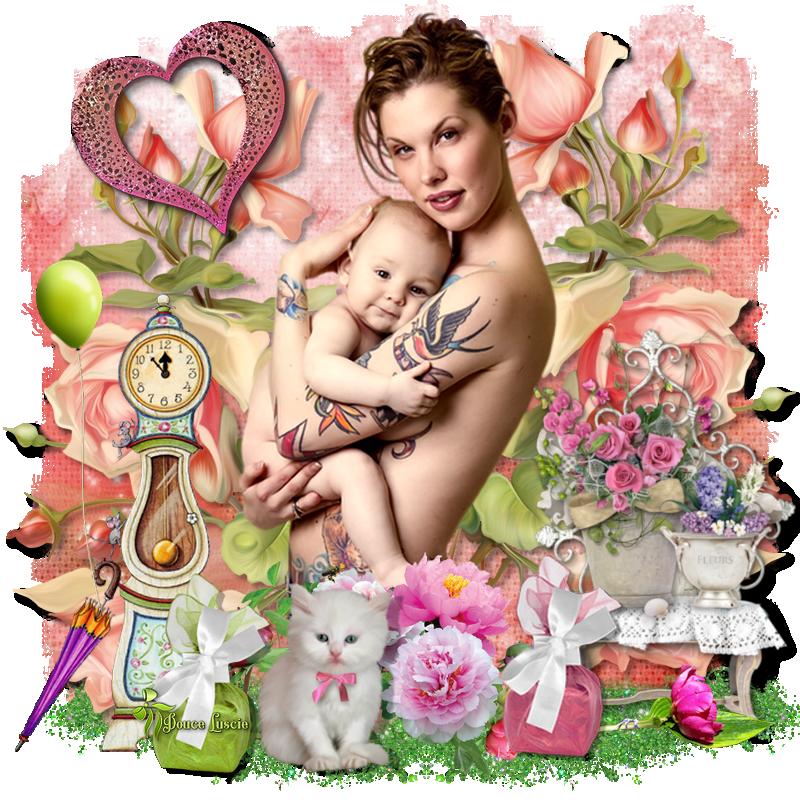 Fete des mères 2 Annette