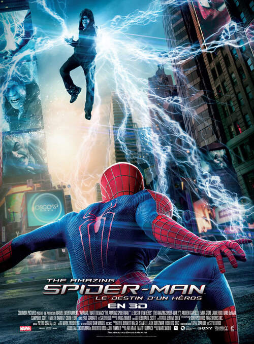 The Amazing Spider-Man 2 : Le Destin d'un Héros