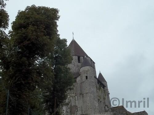 Provins Balade du 27 Août PARTIE 2: Autour de la Tour César