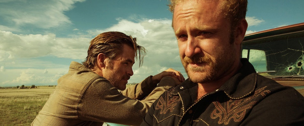 Comancheria, Hell or high water, David Mackenzie, 2016