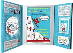 Multimalin - Tables de multiplications