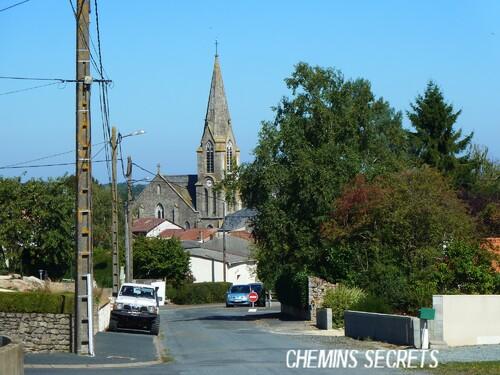 Moulins et Mallièvre, villages incendiés....