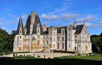 Le Château de Fontaine -Henry