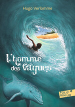 L'homme des vagues, Hugo Verlomme