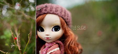 Petites poupées...