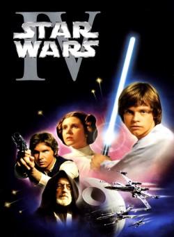 Couverture de Star Wars, Épisode 4 : Un nouvel espoir