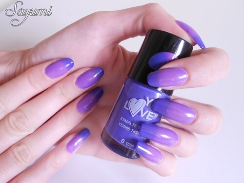 Yes Love - 14 ( Vernis Thermique )