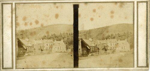 Falaise au XIXe siècle