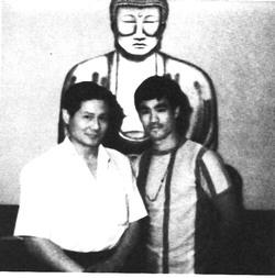 James Lee et Bruce