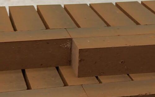 La brique en terre crue