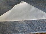 Mâter un papier cuisson récalcitrant