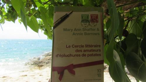 """""""Le cercle littéraire ..."""" M.A Shaffer & A.Barrows"""