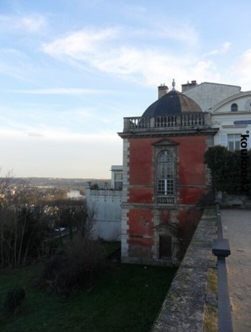 Echappée belle Saint-Germanoise. Les jardins.