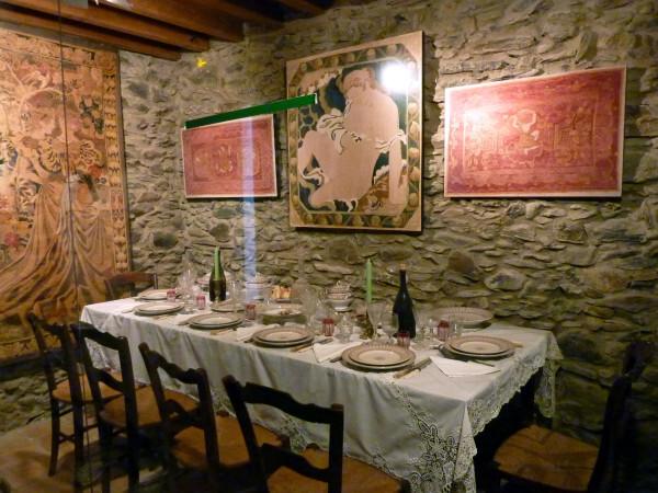 Banyuls - Musée Maillol La Salle à manger