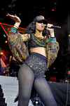 "PHOTOS: Rihanna au 'Wireless"" Festival"