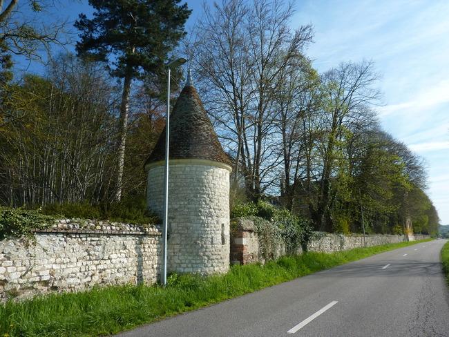 Le château de Freneuse
