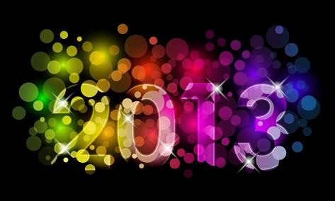 Noël 2012 - avec tous mes voeux pour - 2013