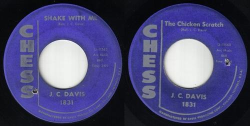 J.C DAVIS