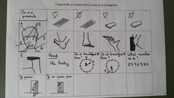 Grilles à photocopier pour travailler l'Anglais à l'oral