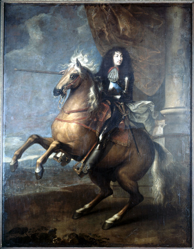 """L'exposition """"Créer pour Louis XIV"""" à la Galerie des Gobelins"""
