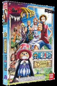 One Piece Film 3 en VF et VOSTFR
